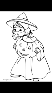 Halloween Coloring Pages Witch 31 Best Colouring In Images On Pinterest Colouring In