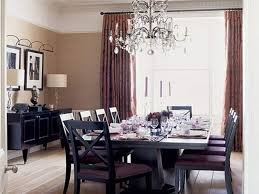 decorated dining rooms room dining room with chandelier home design new contemporary