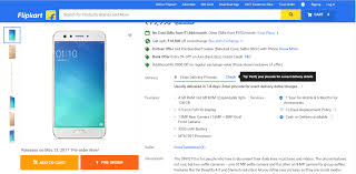 flipkart exclusive sale on oppo f3 at just rs 19990