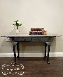 drop leaf end table drop leaf coffee table by pomponette vintage furniture