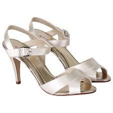 wedding shoes lewis buy rainbow club nigella satin sandals ivory lewis shoes