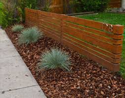 fence viewing exterior landscaping ideas for backyard with fence