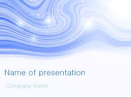 download free snow blizzard powerpoint template for presentation