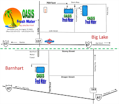 San Angelo Tx Map Map To Stations Oasis Fresh Water