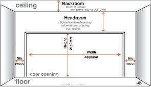 garage dimensions single garage door dimensions australia ppi blog