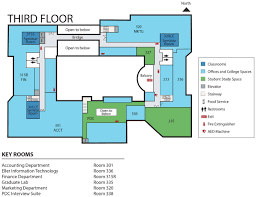 University Of Arizona Map Mcclelland Hall Maps Directions Floorplans Directories Eller