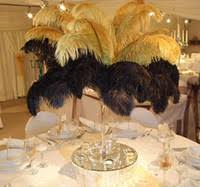 feather centerpieces feather centerpieces delicate feather centerpieces in wholesale