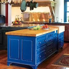 modern kitchen design ideas with green black color scheme and