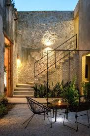 Home Courtyard Best 25 Courtyard House Ideas On Pinterest Contemporary Indoor
