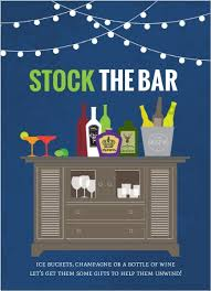 stock the bar invitations stock the bar housewarming fill in the blank invitation blank