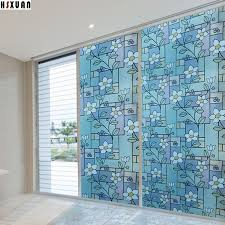 stained glass door film window frost promotion shop for promotional window frost on