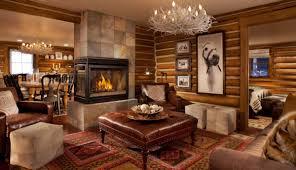 Classic Living Room Furniture Kassius Western Living Room Showcase By Teshia Art Western