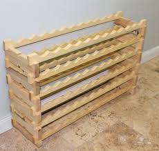 amazon com stackable modular wine rack stackable storage stand