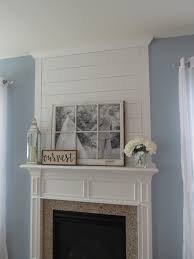 when we first bought our house the fireplace had a decorative