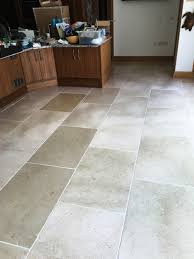 renovating white tumbled marble tiles stone cleaning and