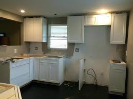 how much to install kitchen cabinets how much does kitchen cabinet installation cost how much do