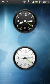 analog clock widgets for android clock fascinating clock widget design windows 10 clock on desktop