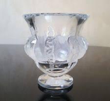 Lalique Vase With Birds Lalique In Lalique Ebay