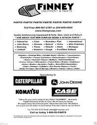 cat caterpillar d2 engine service repair manual book d311 212