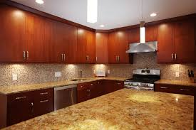 Kent Building Supplies Kitchen Cabinets Cherry Slab Briarwood Kitchen Cabinets With A Buckingham Cambria