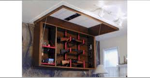 Built In Gun Cabinet Plans 10 Creative Secret Gun Cabinets For Your Home The Truth About Guns