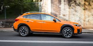 orange subaru crosstrek 2017 subaru xv 2 0i s review caradvice