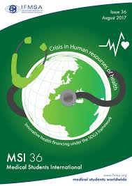 msi 36 by international federation of medical students