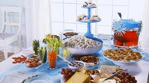 buffet food ideas