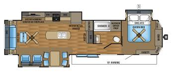2017 jay flight bungalow travel trailer floorplans u0026 prices