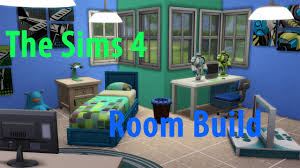 the sims 4 kids room stuff pack room build cute room youtube