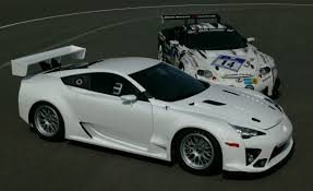 lexus sport car lfa lexus lfa returns to run 24 hours nürburgring rumored special