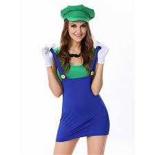 Monster Halloween Costumes Girls Compare Prices Mario Halloween Costume Women Shopping