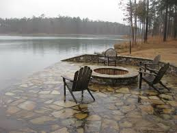 Patio Table With Built In Heater Best 25 Patio Fire Pits Ideas On Pinterest Fire Pit With Rocks
