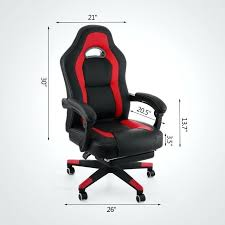 high back computer gaming chair racing gaming chair leather ergonomic design comter racing gaming chair leather