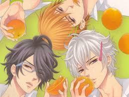 hikaru brothers conflict brothers conflict triplets asahina azusa tsubaki u0026 natsume