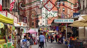 Little Italy New York Map by San Gennaro In Nyc What To Know About Little Italy U0027s Feast Am