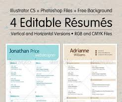 Psd Resume Template 10 High Resume Templates Free Pdf Word Psd