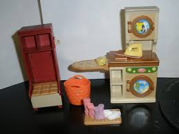 Fisher Price Loving Family Laundry Room Toys U0026 Hobbies