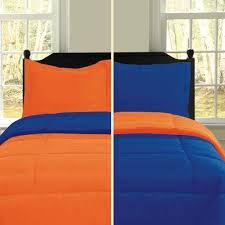 blue and orange bedding orange and blue bedding sets warmth and vibrance cozybeddingsets