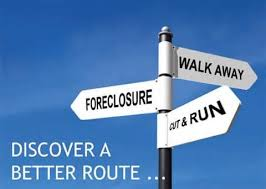 the differences between foreclosures short sales and traditional