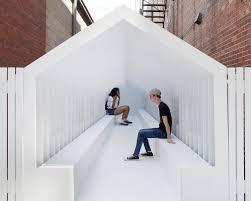 Playhouse Dwell Com by Exhibit Columbus Adding To The City U0027s Design Legacy