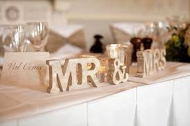 mr mrs wedding table decorations mr and mrs wooden sign wedding top table the wedding of my dreams