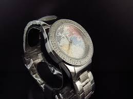 World Map Watch Ladies Jojino By Joe Rodeo World Map Face Diamond Watch Ij 1043