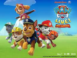 calling pups paw patrol live coming australia
