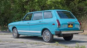 classic subaru wagon 1976 subaru dl station wagon s201 des moines 2012