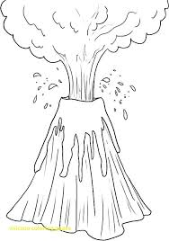 coloring pages volcano volcano coloring pages coloring pages