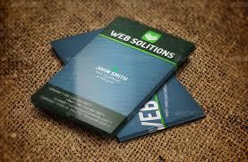 Social Network Business Card Creative Web Developer Business Card Templates U2013 Psd Indesign Ai