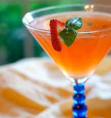 martini basil strawberry basil margaritas blue jean gourmet
