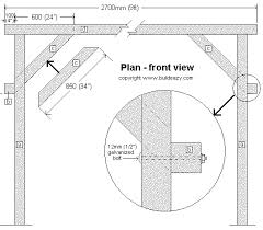 a frame plans free how to a bench swing support frame the plans
