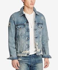 Denim And Supply Jacket Denim U0026 Supply Ralph Lauren Men U0027s Denim Trucker Jacket Coats